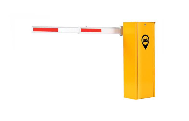 6M Arm 1.5 Sec 24v Dc 140w Automatic Barrier Gate